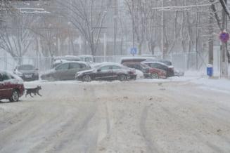 Iarna grea si in Europa: Unde risti sa ramai blocat de zapezi si furtuni de gheata