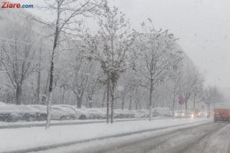 Iarna incepe sa se instaleze peste tot - cum va fi vremea in urmatoarele doua saptamani