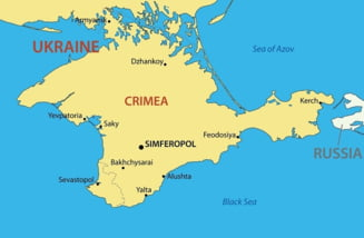 Iarna se apropie si ar putea fi un cosmar pentru locuitorii din Crimeea - Marele test al Rusiei