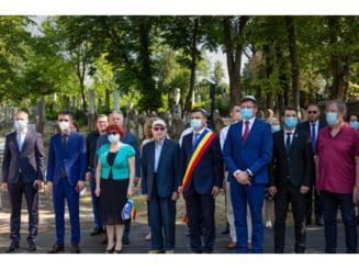 Iasul a comemorat victimele Pogromului din 1941