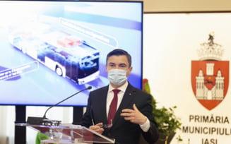 """Iasul risca sa ramana fara buget. Amenintarile primarului Chirica: """"Nu vom putea plati facturile pentru salubritate, transport public in comun, apa calda si caldura"""""""