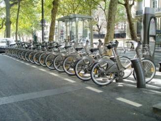 Iasul va fi impanzit cu zeci de statii de inchiriat biciclete
