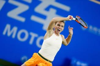 Iata avansul pe care il mai are Simona Halep in clasamentul WTA dupa retragerea de la Beijing