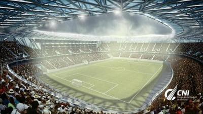 Iata cand se vor juca primele meciuri pe noile stadioane Steaua, Rapid si Arcul de Triumf