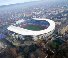 Iata cand va fi inaugurat stadionul de 24 de milioane de euro nefolosit in ultimii 2 ani