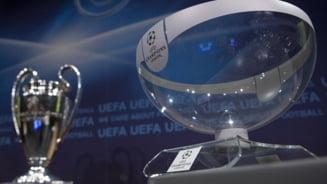 Iata care sunt grupele Ligii Campionilor: Ghinion pentru Mircea Lucescu