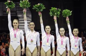 Iata cati bani vor primi gimnastele romane, pentru medaliile de la Campionatul European