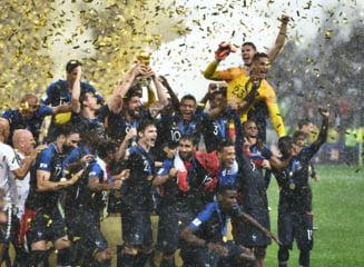 Iata cati romani s-au uitat la finala Cupei Mondiale