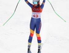 Iata ce rezultat a obtinut sportiva din Franta care reprezinta Romania la Jocurile Olimpice