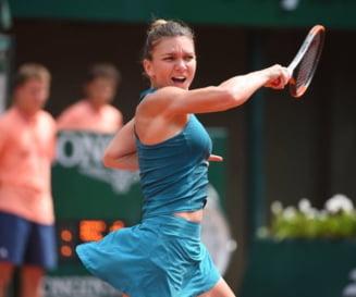 Iata ce scrie presa internationala dupa calificarea Simonei Halep in semifinalele Roland Garros