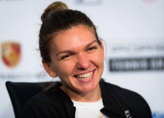 Iata ce spune Simona Halep despre meciul cu Vandeweghe de la Stuttgart
