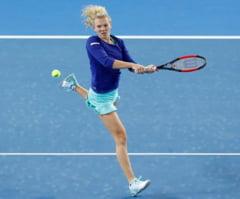 Iata ce spune Siniakova despre victoria cu Maria Sharapova si finala de la Shenzhen cu Simona Halep