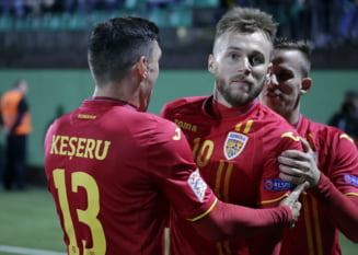 Iata ce spune eroul Romaniei din Lituania dupa ce a marcat in minutul 94
