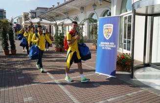 Iata ce televiziune transmite in direct meciul care o poate duce la EURO pe nationala de tineret a Romaniei