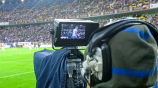 Iata ce televiziune va transmite in direct meciul dintre Rapid Viena si FCSB