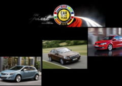 Iata cele sapte finaliste ale concursului Masina Anului 2010 in Europa
