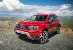 Iata cum ar putea arata si ce modificari ar urma sa primeasca Dacia Duster 2021