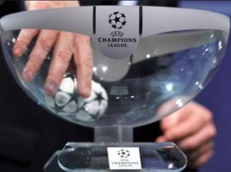 Iata cum arata grupele Ligii Campionilor in acest sezon