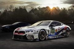 Iata cum arata noul BMW Seria 8 Coupe
