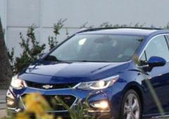 Iata cum arata noul Chevrolet Cruze
