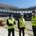 Iata cum arata stadionul Steaua, unde lucrarile sunt finalizate in proportie de peste 80% (Video)