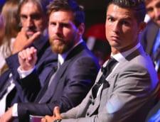 """Iata cum au votat Messi si Cristiano Ronaldo pentru premiul """"fotbalistul anului"""""""