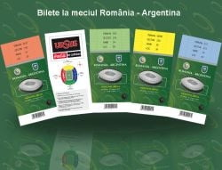 Iata cum pot fi recuperati banii pe biletele de la Romania - Argentina