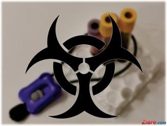 Iata cum se fac testele pentru coronavirus in Romania. Imagini dintr-un laborator militar