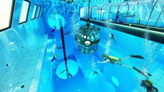 Iata cum va arata cea mai adanca piscina din lume (Galerie foto)