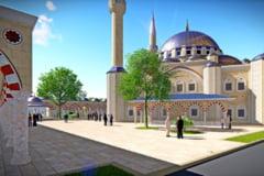 Iata cum va arata moscheea din Bucuresti. Constructia incepe anul acesta (Galerie Foto)