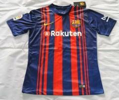 Iata cum vor arata noile tricouri ale Barcelonei