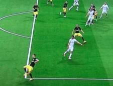 Iata de ce a fost offside la primul gol marcat de Ronaldo in Real - Atletico (Video)