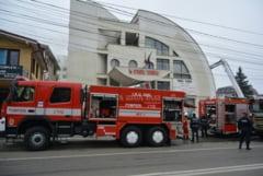 Iata explicatiile oficiale in cazul incendiului provocat la Ateneul Tatarasi
