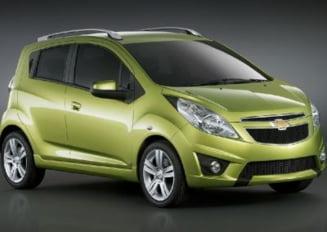 Iata noul Chevrolet Spark