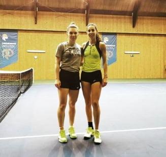 Iata ora de start a meciului Simona Halep - Mihaela Buzarnescu din turul II de la Wimbledon