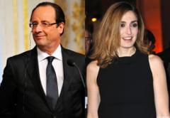 Ibovnica lui Hollande, despagubita de publicatia care a dezvaluit aventura