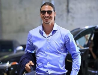 Ibrahimovic revine in fotbalul mare