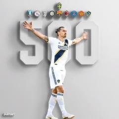 Ibrahimovici a facut spectacol si la interviurile de dupa meciul in care a sarbatorit al 500-lea gol al carierei