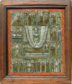 Icoana, o neincetata BunaVestire. Veniti la Muzeul ASTRA sa va impodobiti si voi inima cu sufletul icoanelor...