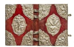 Icoane ferecate, de acum 300 de ani, expuse la Sibiu
