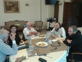 Ideologul lui Putin, vizita fulger la Bucuresti