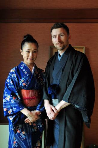 Iertati-ma ca nu sunt japonez - Incredibila poveste a lui George Moise Interviu