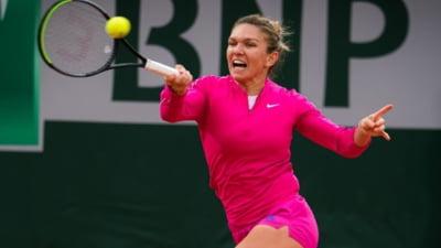 Iese Simona Halep din Top 10 mondial dupa Wimbledon? Ajutorul nesperat primit de la Sorana Cirstea