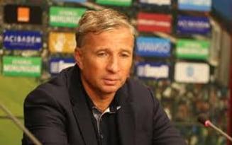 Iesire nervoasa a lui Dan Petrescu, dupa meciul CFR Cluj - Young Boys: Sunt terminat in punct de vedere psihic