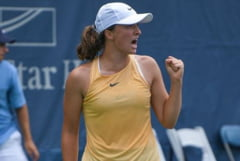 Iga Swiatek a invins-o pe Caroline Wozniacki cu ajutorul... Simonei Halep!