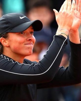 Iga Swiatek a vorbit despre meciul din optimi cu Simona Halep la Roland Garros. Ce probleme medicale are dupa meciul cu Puig