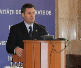 Igas, despre criminalul din Dorobanti: Nu trebuia sa se bucure de statutul politistului