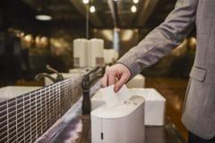 Igiena sporita cu produsele din hartie de unica folosinta