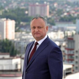 Igor Dodon: Pentru Romania e mare fericire ca un cetatean al sau a devenit presedinte al Republicii Moldova