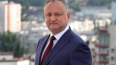 Igor Dodon ia in calcul contestarea rezultatelor scrutinului, dar o felicita ''preventiv'' si ''preliminar'' pe Maia Sandu